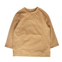 LAMOND(ラモンド)  BASQUE 7分袖 T-shirt  BEIGE