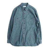 HAVERSACK(ハバーサック)   Chambray Shirt