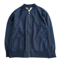 *A VONTADE(アボンタージ)  Zip Sweat Cardigan
