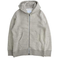CURLY(カーリー)   RAFFY ZIP PARKA  GRAY