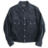 *A VONTADE(アボンタージ)   Cowboy Jacket  BLACK
