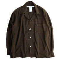 EELproducts(イールプロダクツ)   TONBO SHIRTS  BROWN