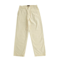 "*A VONTADE(アボンタージ)   type45 Chino Trousers -Wide Fit- ""New""  NATURAL"