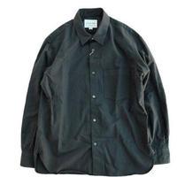 STILL BY HAND(スティルバイハンド)  レギュラーカラーシャツ  GRAY