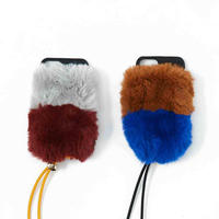 B&C  2-layer fur case