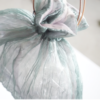Room213 // Pleated organdie bag