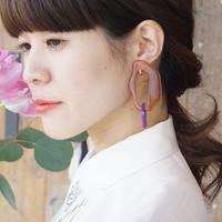 sAn // croisé ピアス&イヤリング pierced earrings