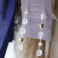 kicca jewelry //  ピアス&イヤリング