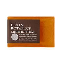 [LEAF&BOTANICS]マザーソープ グレープフルーツ ~松山油脂~