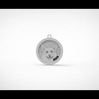 【予約販売】 初めてのコーギー 2022年 イヤーコイン 丸カン付き Year Coin YC2204