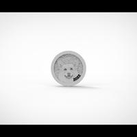 【予約販売】 初めてのコーギー 2022年 イヤーコイン Year Coin YC2203