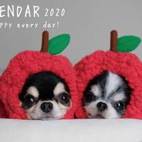 【送料無料】2020年『henoheno』壁掛けカレンダー