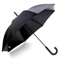 【a.s.s.a】FJ168  メンズ日傘  完全遮光 100cm (ブラック・ネイビー)