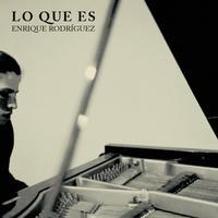 ENRIQUE RODRIGUEZ(piano) / lo que es【CD】