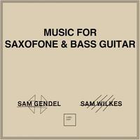 SAM GENDEL & SAM WILKES / Music For Saxofone & Bass Guitar(CD)