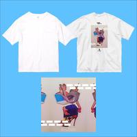 Aru-2 & Kzyboost / Hot Pants CD + T-shirts set(初回限定盤)