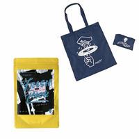 """【セット割_送料無料】FRESH PACK vol.2 - STEEEZO """"EEE"""" CD & TOTE BAG SET"""