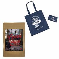 【セット割_送料無料】FRESH PACK vol.4 - yutaka hirasaka CD & TOTE BAG SET