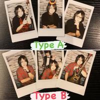 ギターを語らう独潤会#2 チェキ(3枚セット) 10/17撮影分