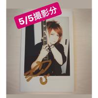 5/5 独潤会チェキ(3枚セット)
