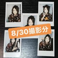独潤会チェキ(5枚セット) 8/30撮影分