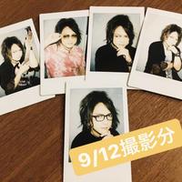 独潤会チェキ(5枚セット) 9/12撮影分