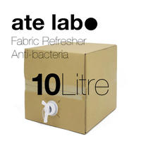 ate labo(アテラボ) Fabric Refresher 大容量サイズ 10L / 除菌消臭剤(次亜塩素酸水)