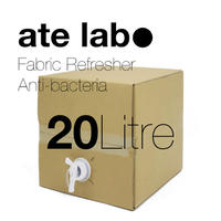 ate labo(アテラボ) Fabric Refresher 大容量サイズ 20L / 除菌消臭剤(次亜塩素酸水)
