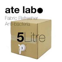 ate labo(アテラボ) Fabric Refresher 大容量サイズ 5L / 除菌消臭剤(次亜塩素酸水)