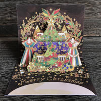 完成品【ポップアップカード】クリスマス (小型)