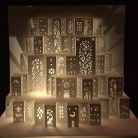 DL版【工作キット】窓の街 白色