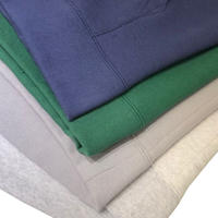 30/7 COTTON PILE HOODIE TOPS