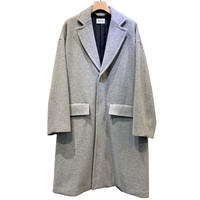 BALOON WOOL CHESTER COAT