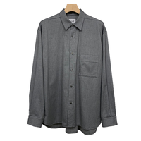 THOMAS MASON FLANNEL COLOR SCHEME STITCH SHIRT