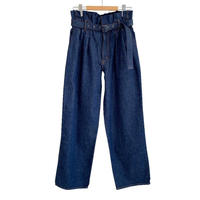 11.5OZ DENIM HI WEIST PANTS