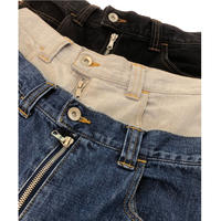 12.5 OZ DENIM EASY STRIGHT 5P PANTS