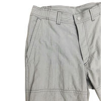 WASHABLE  NYLON CANVAS WORKER PANTS