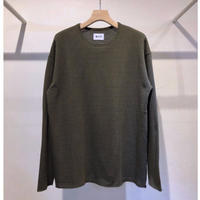 DIFFERENT COUNT NARROW STRIPE L/SLEEVE TEE