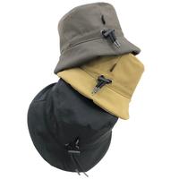P/C GOOSSHELL PADDING HAT (POLARTEC POWER FILL)