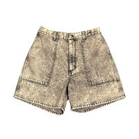 12OZ CHEMICAL DENIM SHORTS