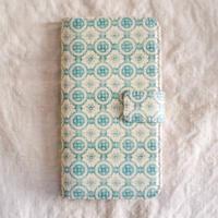 ポルトガルタイル 手帳型スマホケース【Android用】
