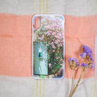 フランスの美しい村 スマホケース【Android系、iPhone Max,Plus系】