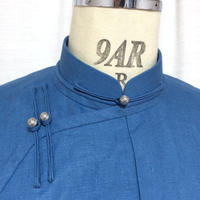 (展示用)孔雀青の上衣