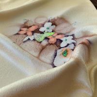正絹の枕カバー(C)