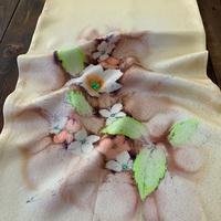 正絹の枕カバー(A)