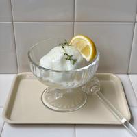 desert bowl glass