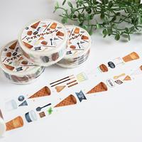 アイスクリームコーン☆マスキングテープ