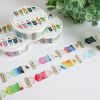 魔法のクリームソーダ☆マスキングテープ