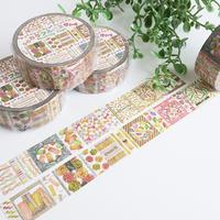 カラフルパスタ☆マスキングテープ