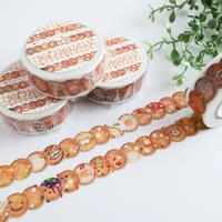 ドミノパンケーキ☆マスキングテープ